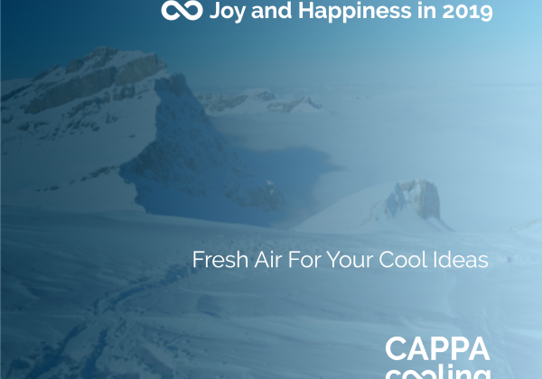 CAPPA cooling team wishes you a Happy New Year!